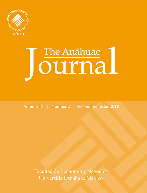 The Anáhuac Journal (Second Semester 2018)