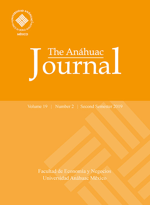 Portada The Anáhuac Journal